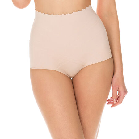 91aba0440e Beauty Lift sculpting high rise knickers in barely beige