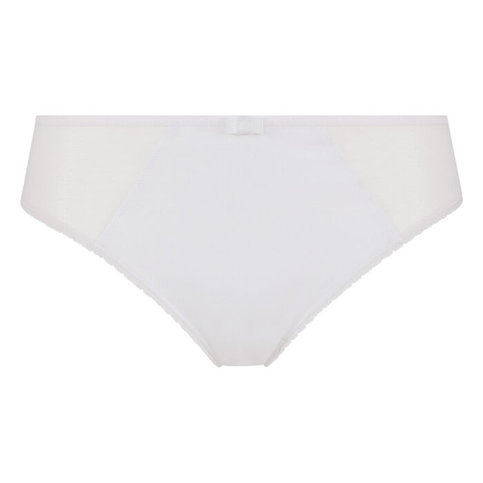 Generous Organic Cotton Dim White briefs, , DIM