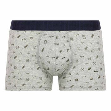 Camping Print trunks Limited Edition The Adventurer, , DIM