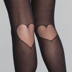 Love game Black 20 Tights - Dim Style, , DIM