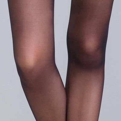 Thermo Acti'Voile 20 black tights - DIM