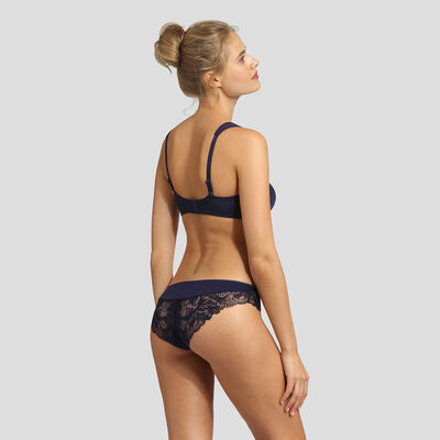 Infinite blue bra Generous Minimizer by Dim, , DIM