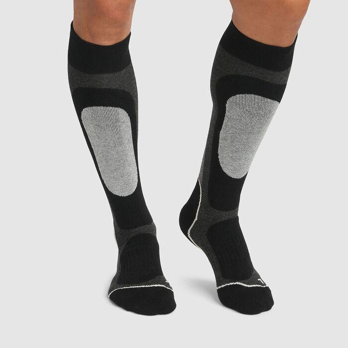 Dim Sport Outdoor men's long thermal socks, , DIM