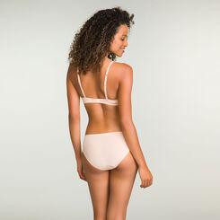 Pink skin Non-Wired Push Up bra InvisiFree, , DIM