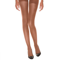 Collant caramel AbsoluFlex transparent 20D-DIM