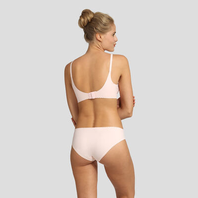 Pink soft triangle bra Dim New Body Touch Libre de Dim, , DIM