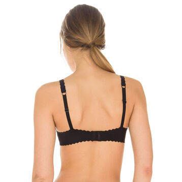 Black Body Touch bra, , DIM