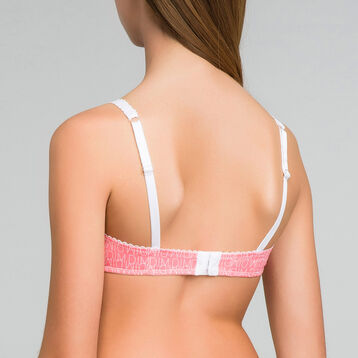 Pink cup bra for Girl - Dim Touch, , DIM