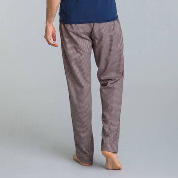 Pantalon de pyjama imprimé pied de poule Mix & Match-DIM