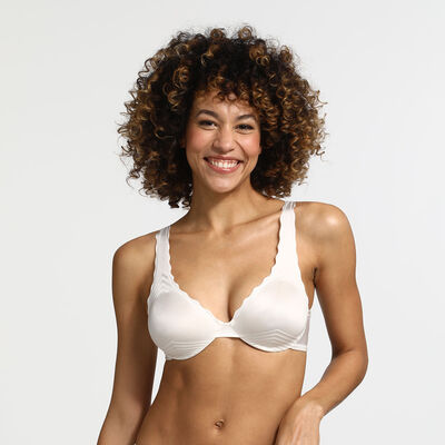 Mother-of-pearl Beauty Lift push-up bra, , DIM