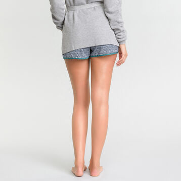 Grey knitted cardigan - Soft Essential, , DIM