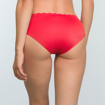 Red microfiber briefs Dim Beauty Lift, , DIM