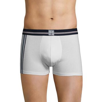 Boxer blanc - Summer SEA DIM, , DIM