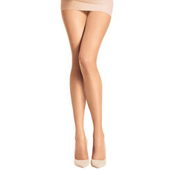 Sublim Voile Effet BB cream 16 sheer tights in bright beige, , DIM