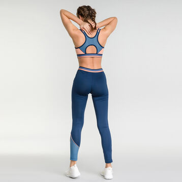 Intense blue sport leggings for women - Dim Sport, , DIM