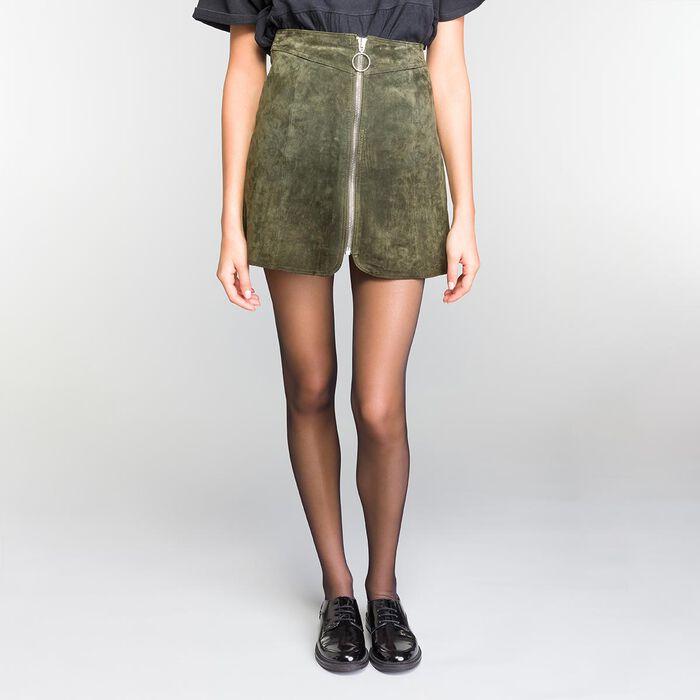 Sublim Voile Brillant 15 sheer shine tights in black, , DIM