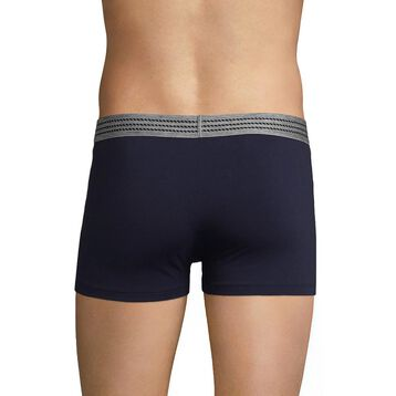 Blue trunks with striped waistband - Summer SEA DIM  , , DIM