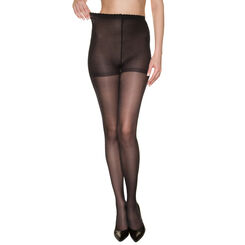 Body Touch Absolu Resist 20 ladder resist tights in black, , DIM