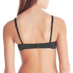 DIM Girl black triangle bra - DIM