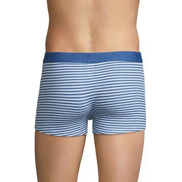 Trunks with light blue stripes - Dim Mix & Fancy, , DIM
