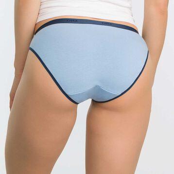 Lot de 3 culottes Poséidon - Les Pockets Coton Stretch, , DIM