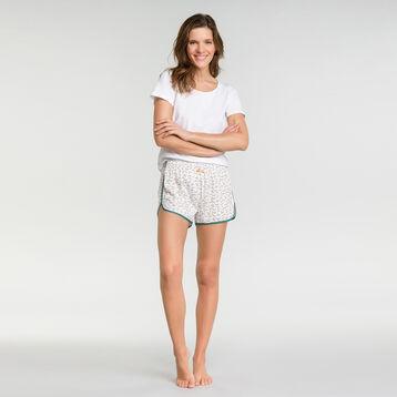 Lemon print shorts pyjama - DIM Odyssée, , DIM