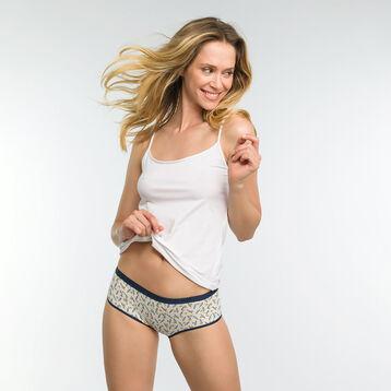 Lot de 4 boxers Rubixcube Femme imprimés - Les Pockets , , DIM