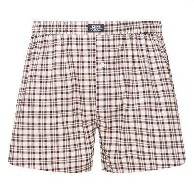 Men's geometric print boxer shorts Dim Collection , , DIM