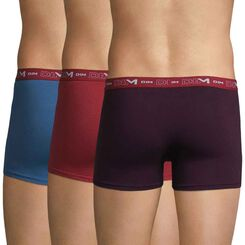 Set of 3 DIM Coton Stretch boxers - DIM