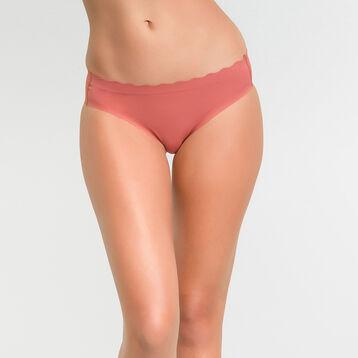 Culotte femme microfibre rose cedar - Dim Beauty Lift, , DIM