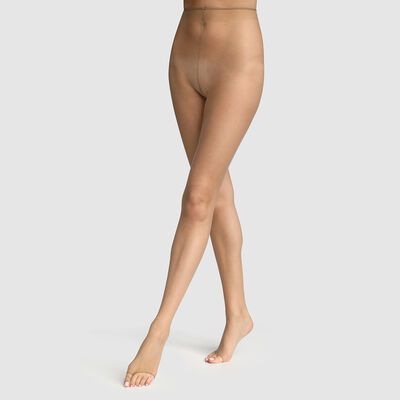 Teint de Soleil 17 toeless bronzer tights in fair, , DIM