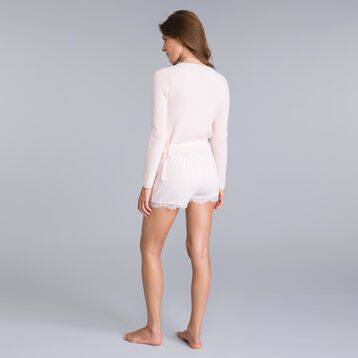 Pure Essential pink shorts - DIM