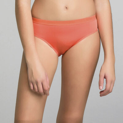 2 pack orange briefs - Pocket Micro , , DIM