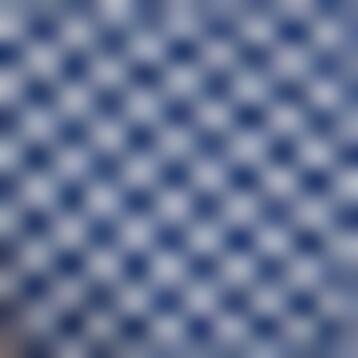 Blue/Pearl Plumetis Print microfiber and tulle briefs Generous, , DIM