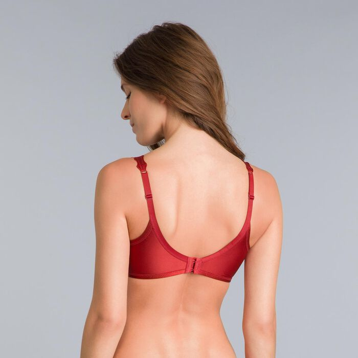 Beauty Lift copper red shoulder bra - DIM