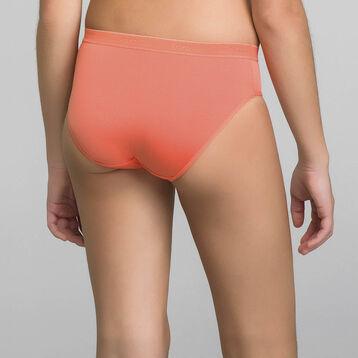 Lot de 2 culottes fille corail - Pocket Micro , , DIM