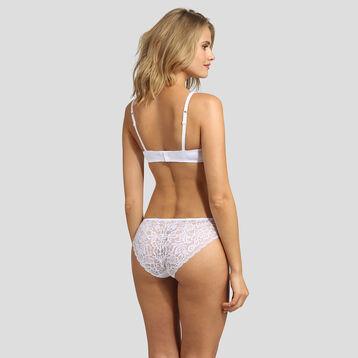 Lace white bra Dim Sublim , , DIM