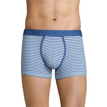 Trunks with light blue stripes - Dim Mix & Fancy, , DIM