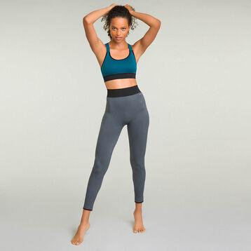 Sports bra with removable padding for women Organic Blue Dim Sport, , DIM