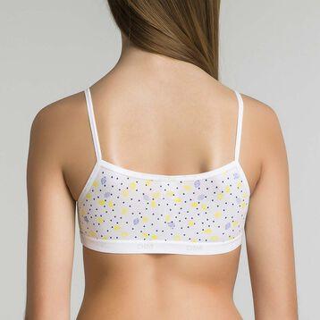 2 pack Canari bras - Pocket Lemon, , DIM