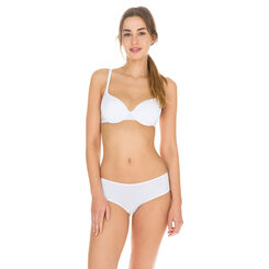 Shorty blanc Invisi Fit seconde peau-DIM
