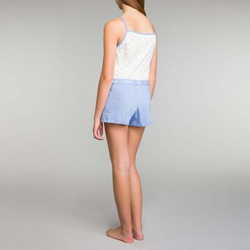 Pyjama set with lemon patterns Dim Girl - Lemon, , DIM