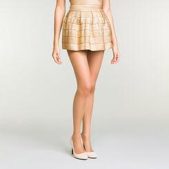 Transparent amber 15 sheer tights My Essentials, , DIM