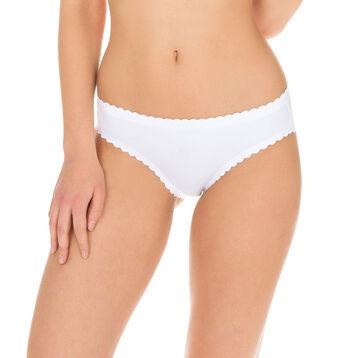Body Touch Femme women's second skin bikini knickers in nude, , DIM