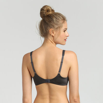 Dim precious grey post-op bra, , DIM