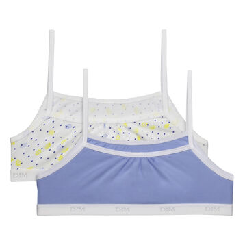 2 pack Canari bras - Pocket Lemon, , DIM