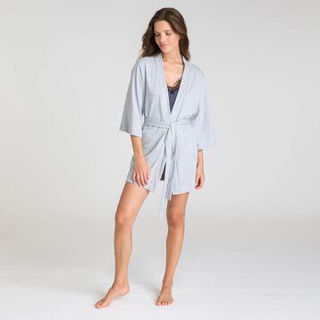 Mottled grey kimono - DIM