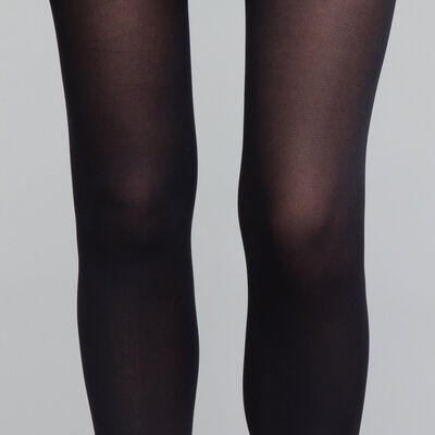 Lot de 2 collants opaques noirs - Dim My Easy, , DIM