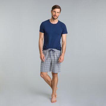 Short de pyjama gris marbre Mix & Match-DIM