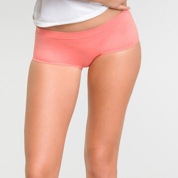 2 pack pink and antique blue shorties - Les Pockets, , DIM